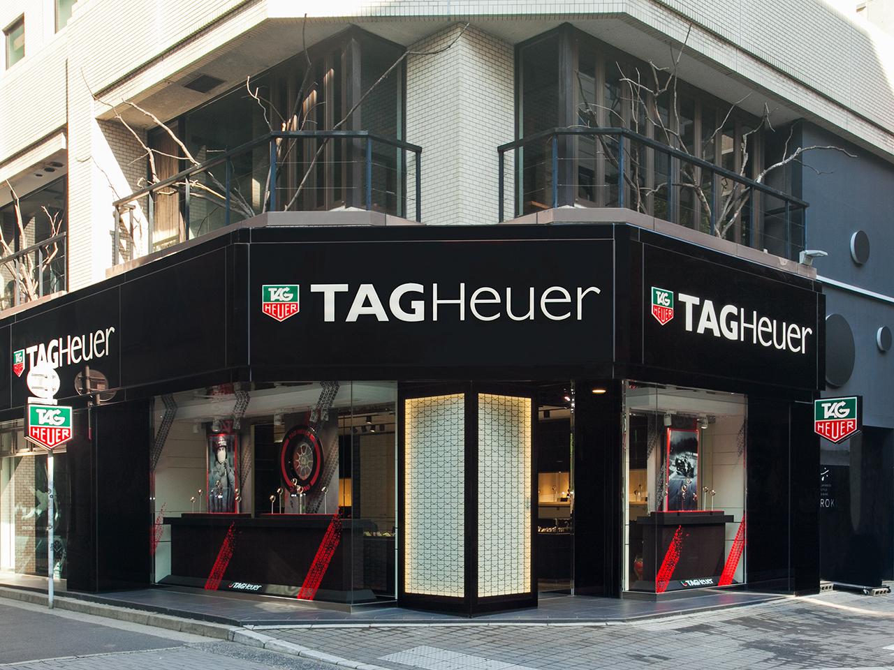 エスパス タグ・ホイヤー広島店