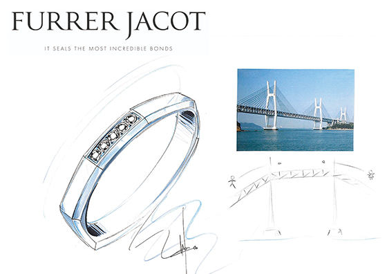 FURRER JACOT - TOMIYA LIMITED COLLECTION