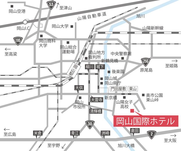 創業祭地図